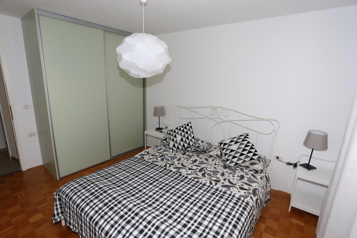Spalnica v apartma Allure 2